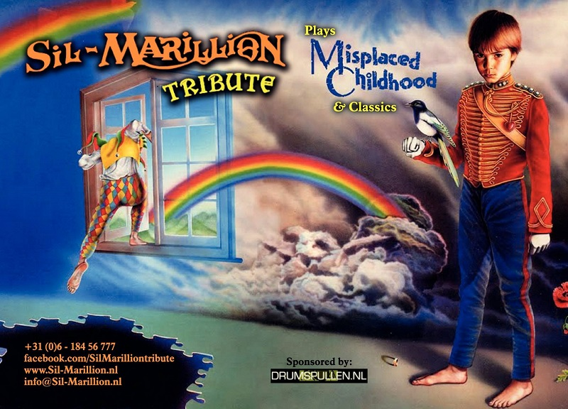Sil Marillion - Misplaced Childhood